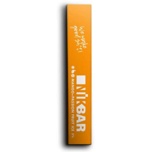 Pod System Descartável (Disposable Pod Device) Passion Mango Ice - Nikbar