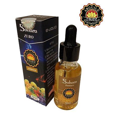Liquido ebuzz Tabaco - Sahara