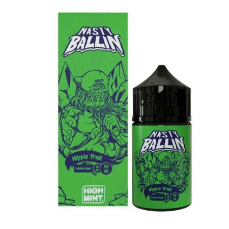 Líquido Hippie Trail (High Mint Series) - Nasty Juice