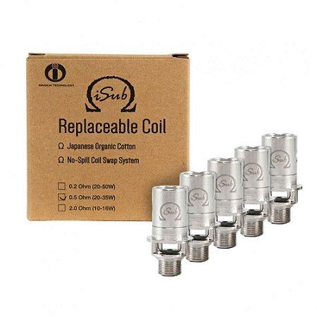Bobina Coil Reposição (Resistência) iSub p/ Cool Fire IV / Plus / MPV 3.0 - Innokin