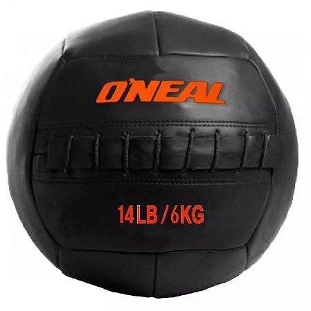 Bola Wall Ball Oneal Crossfit E Treinamento Funcional 6Kg