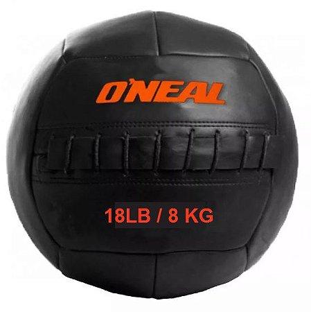 Bola Wall Ball Oneal Crossfit E Treinamento Funcional 8Kg
