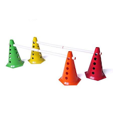 Kit Cones De Barreira Multi Funcional