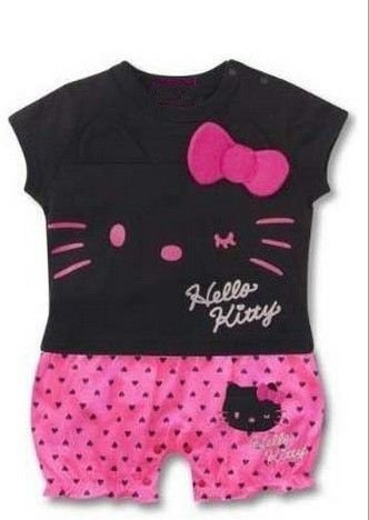 Lindo macacão Hello Kitty | Importado | Pronta Entrega