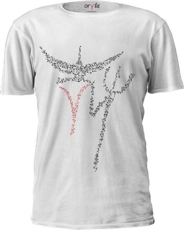 Camiseta Exu Oryta