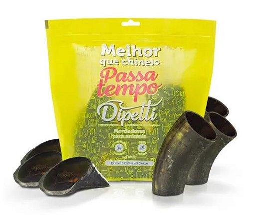 Kit Mordedor Natural Passatempo