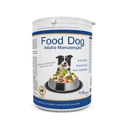 Food Dog Adulto Manutenção 500g