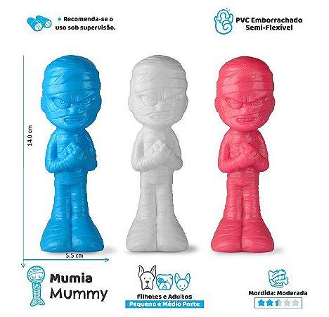 Brinquedo Mordedor Mumia Mumy #pararoer