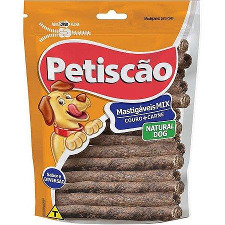 Palitinho Linha Natural Dog (Couro + Carne) 100g