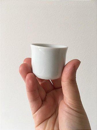 Potinho cerâmica porta vela ou porta Palo Santo