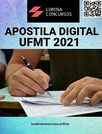 Apostila UFMT 2021 Administrador