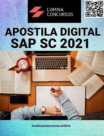 Apostila SAP SC 2021 Técnico de Saúde Bucal