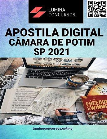 Apostila CÂMARA DE POTIM SP 2021 Diretor Geral