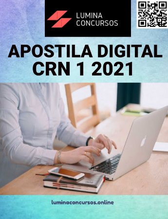 Apostila CRN 1 2021 Nutricionista Fiscal