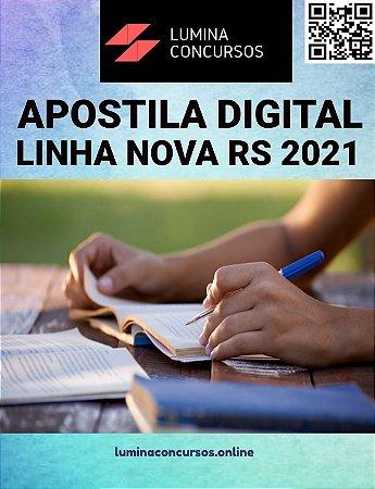 Apostila PREFEITURA DE LINHA NOVA RS 2021 Técnico de Enfermagem