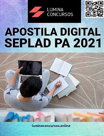 Apostila SEPLAD PA 2021 Técnico em Gestão Pública Biblioteconomia