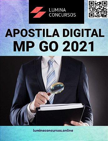 Apostila MP GO 2021 Oficial de Promotoria