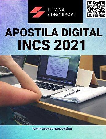 Apostila INCS SP 2021 Técnico de Enfermagem