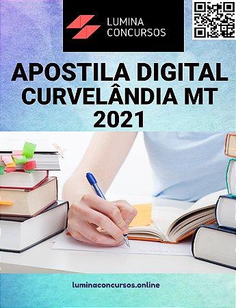 Apostila PREFEITURA DE CURVELÂNDIA MT 2021 Agente Comunitário de Saúde