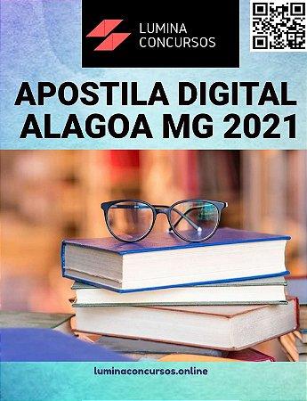 Apostila PREFEITURA DE ALAGOA MG 2021 Professor de Ensino Municipal 2ª Fase Biologia