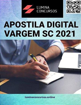 Apostila PREFEITURA DE VARGEM SC 2021 Enfermeiro