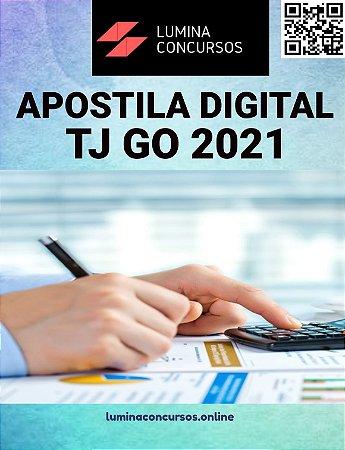 Apostila TJ GO 2021 Analista Judiciário Judiciário e Administrativo