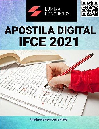 Apostila IFCE 2021 PROFESSOR ARTES Canto popular
