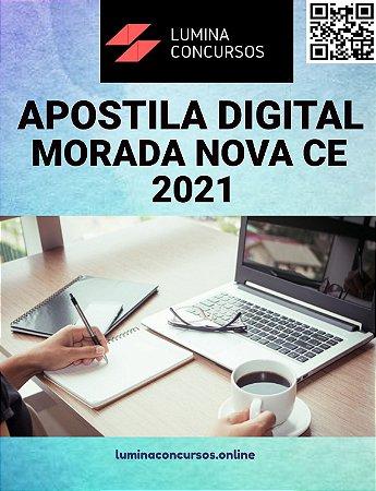 Apostila PREFEITURA DE MORADA NOVA CE 2021 Nutricionista