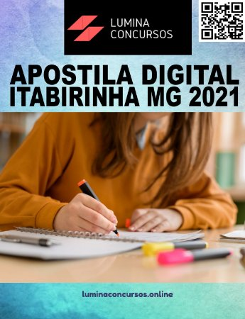 Apostila PREFEITURA DE ITABIRINHA MG 2021 Fisioterapeuta