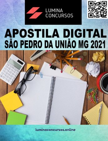 Apostila PREFEITURA DE SÃO PEDRO DA UNIÃO MG 2021 Assistente Social