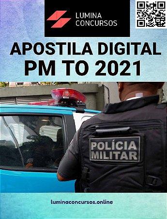 Apostila PM TO 2021 QPS Soldado Técnico em Enfermagem