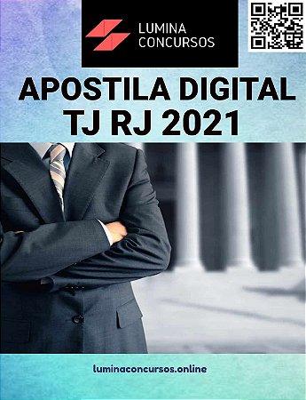 APOSTILA TJ RJ 2021 ANALISTA DE SISTEMAS