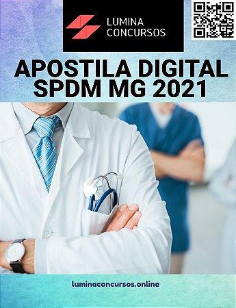 Apostila SPDM MG 2021 Comprador Jr