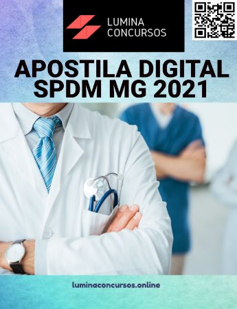 Apostila SPDM MG 2021 Enfermeiro Júnior