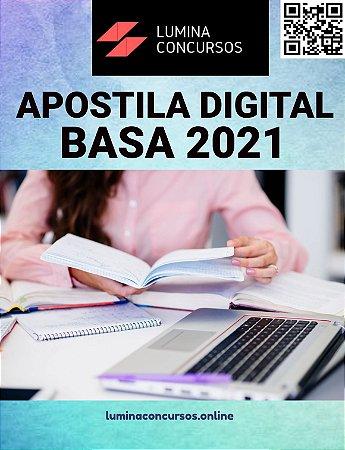Apostila BASA 2021 Técnico Científico - Tecnologia da Informação