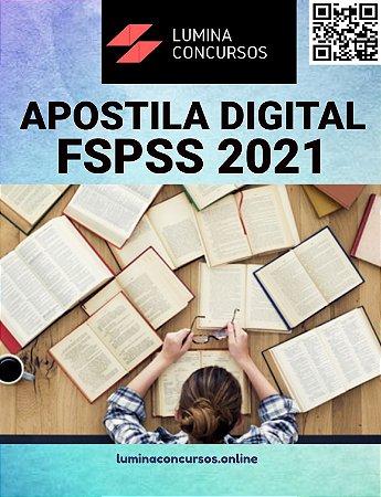 Apostila FSPSS 2021 Enfermeiro