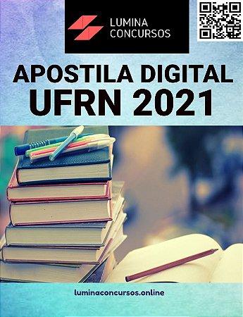 Apostila UFRN 2021 Técnico de Laboratório Biotério