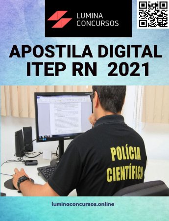 Apostila ITEP RN 2021 Assistente Técnico Forense Serviço Social