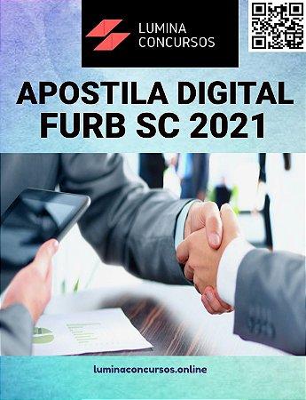 Apostila FURB SC 2021 Fonoaudiólogo
