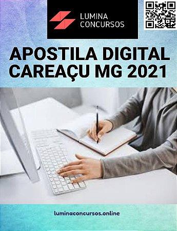 Apostila PREFEITURA DE CAREAÇU MG 2021 Professor de Educação Física