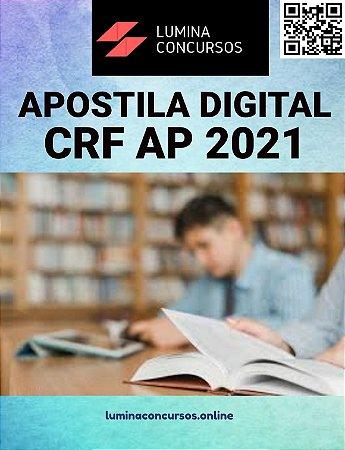 Apostila CRF AP 2021 Administrador
