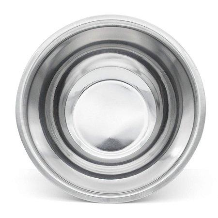 Bowl em Aço Inox 26cm