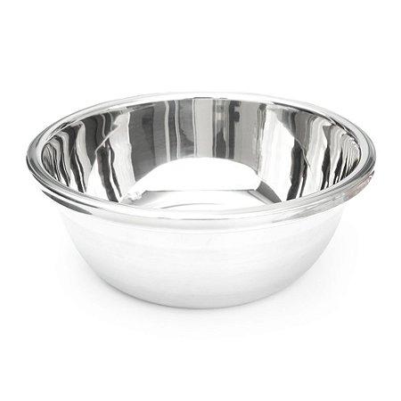 Bowl Tigela em Aço Inox 28cm