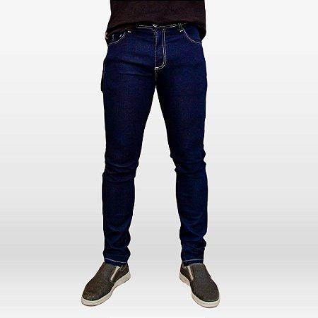 Calça Jeans Tradicional Masculina com Elastano