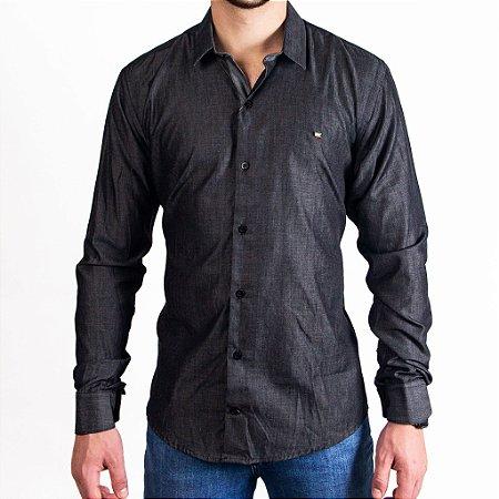 Camisa Manga Longa Masculina Enzo Milano