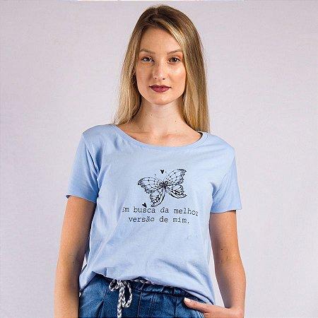 Blusa Feminina Frase