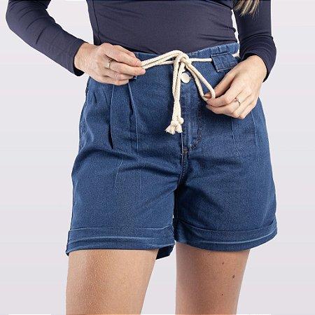 Shorts Jeans Feminino Hoje