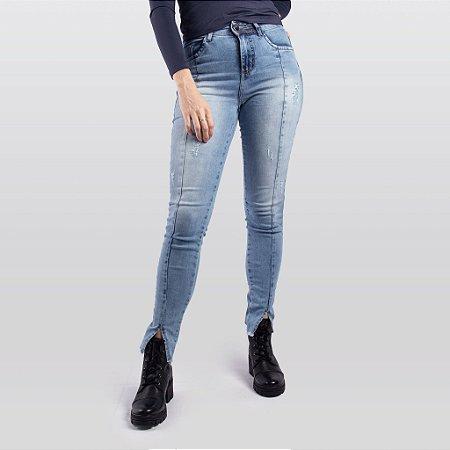 Calça Jeans Skinny Feminina Hoje Collection