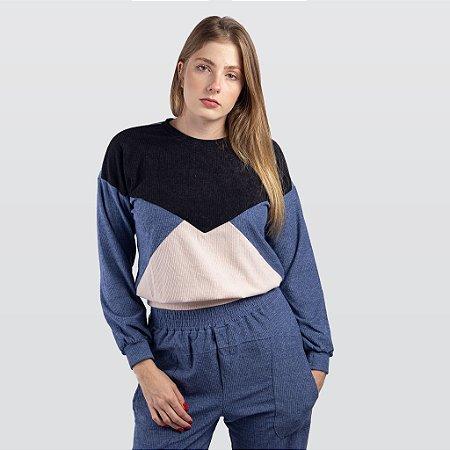 Blusão Feminino Hoje Collection