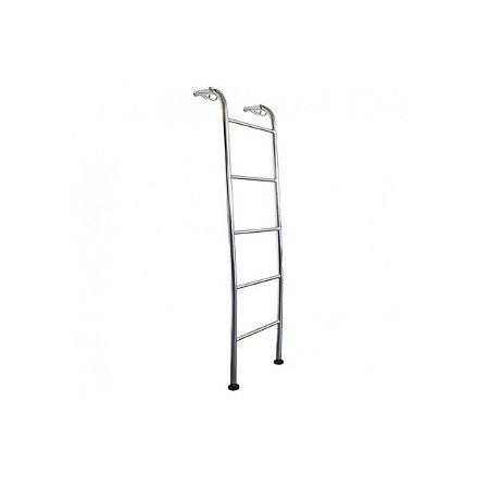Escada Curva 1450 Cr C Regulagem 350x1450x350mm 8270 Jomer